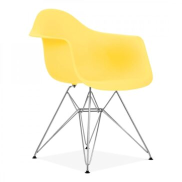 Stolica SRM žuta, slika 02