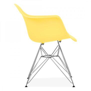 Stolica SRM žuta, slika 03