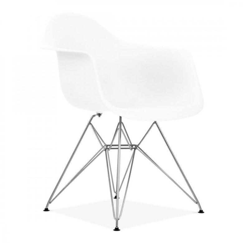 Stolica SRM bijela, slika 02