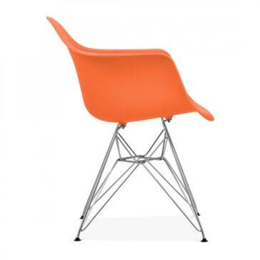 Stolica SRM narančasta, slika 03