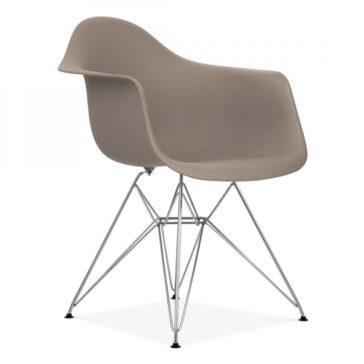 Stolica SRM sivo smeđa, slika 2