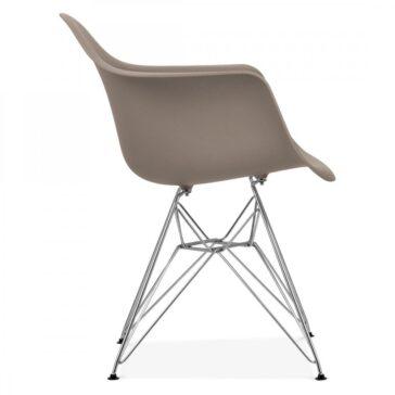 Stolica SRM sivo smeđa, slika 3