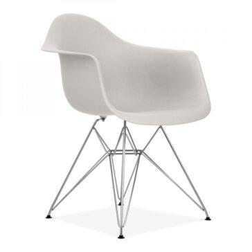Stolica SRM Svijetlo Siva, slika 2