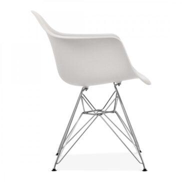 Stolica SRM Svijetlo Siva, slika 3
