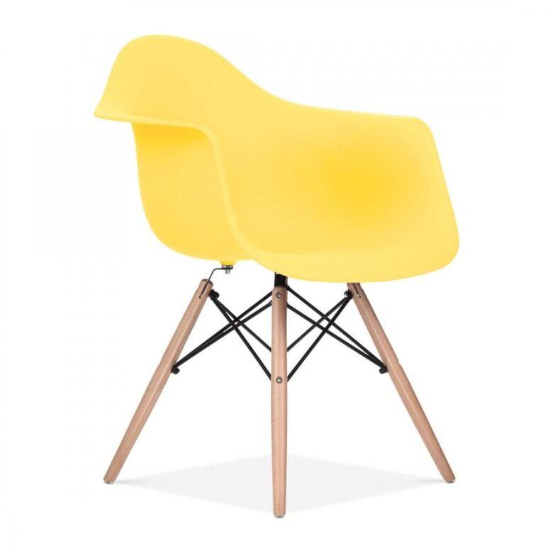 Stolica SRD žuta, slika 02