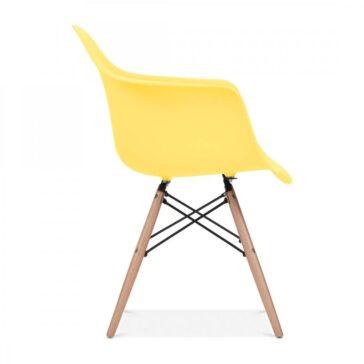 Stolica SRD žuta, slika 03