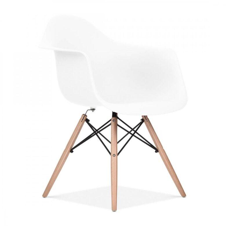 Stolica SRD bijela, slika 02