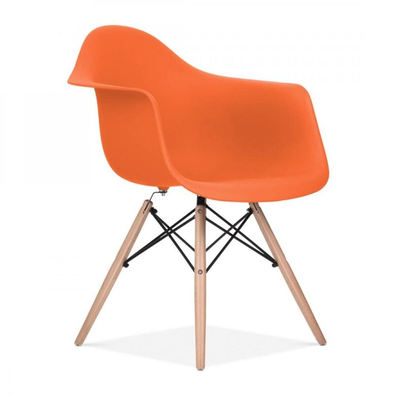 Stolica SRD narančasta, slika 02