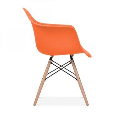 Stolica SRD narančasta, slika 03