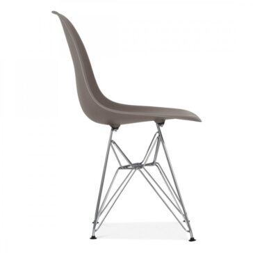 Stolica BRM sivo smeđa, slika 3
