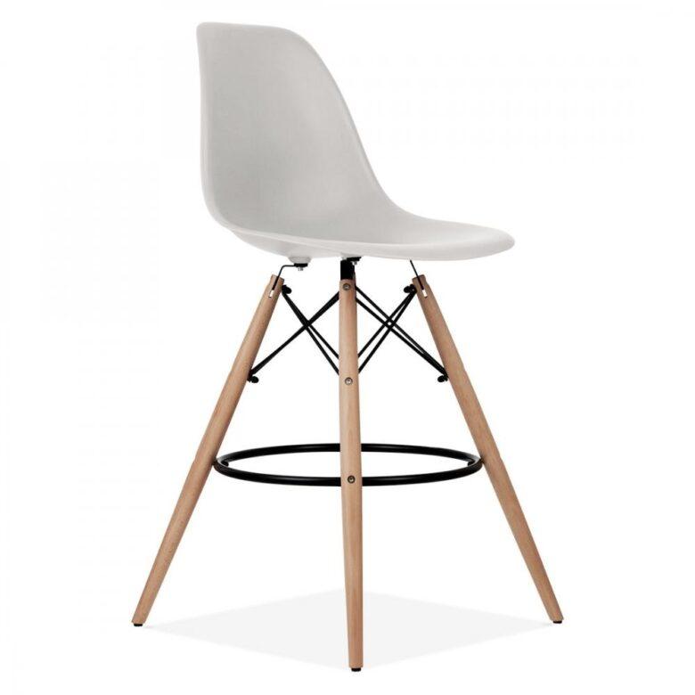 Stolica BRD barska Svijetlo Siva, slika 2