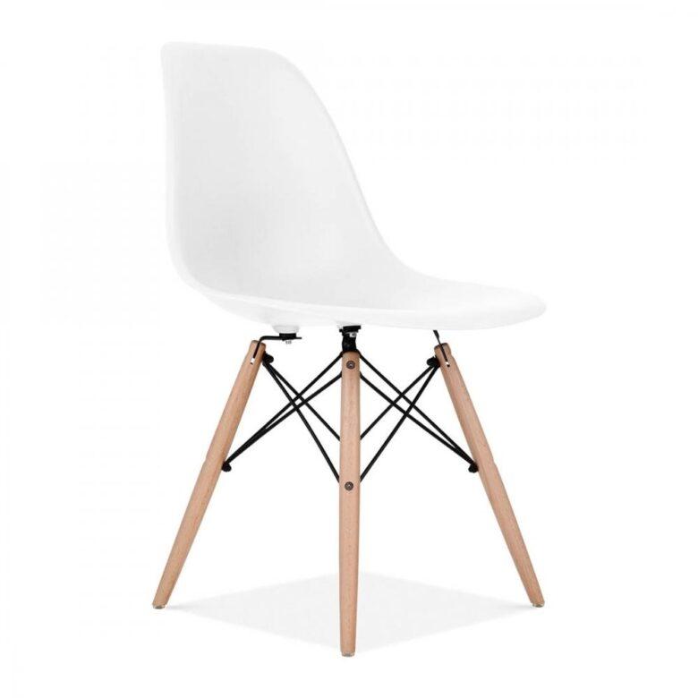 Stolica BRD bijela, slika 02