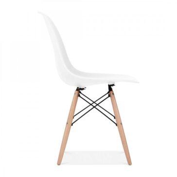 Stolica BRD bijela, slika 03