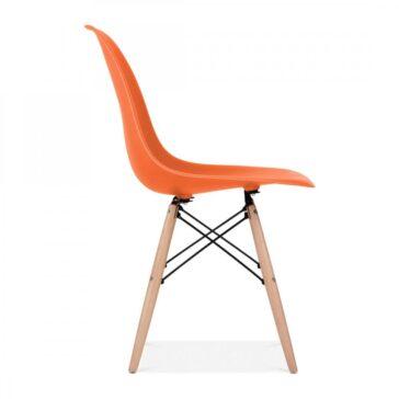 Stolica BRD narančasta, slike 03