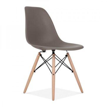 Stolica BRD sivo smeđa, slika 2
