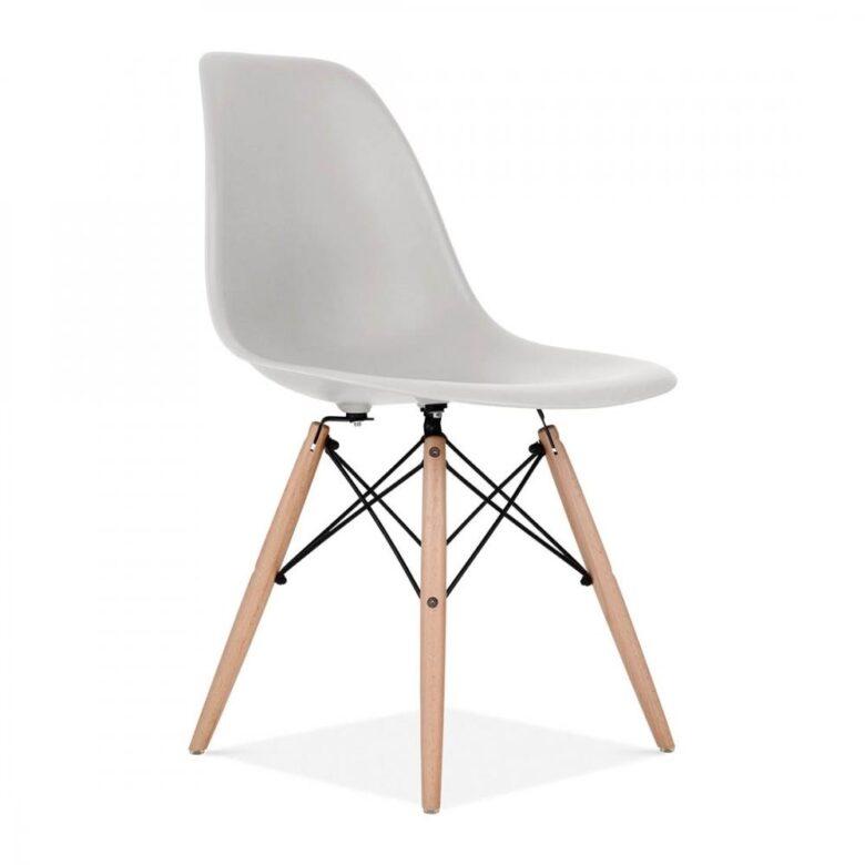 Stolica BRD Svijetlo Siva, slika 2