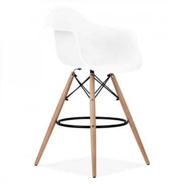 Stolica SRD barska bijela, slika 02