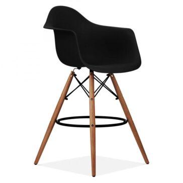 Stolica SRD barska crna, slika 02