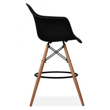 Stolica SRD barska crna, slika 03