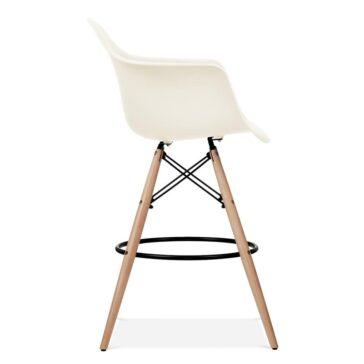 Stolica SRD barska krem, slika 03