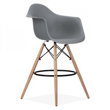 Stolica SRD barska siva, slika 02