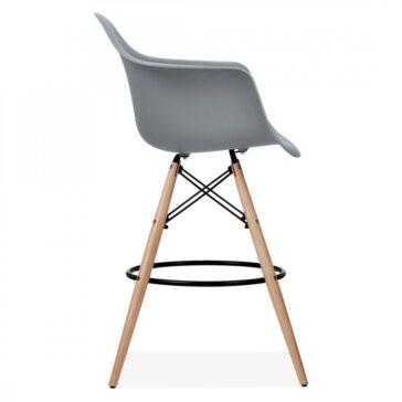 Stolica SRD barska siva, slika 03
