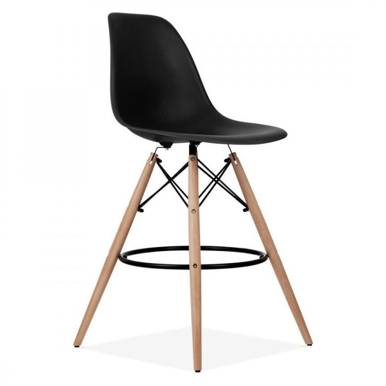 Stolica BRD barska crna, slika 02