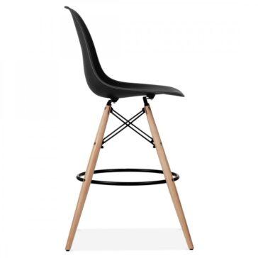 Stolica BRD barska crna, slika 03