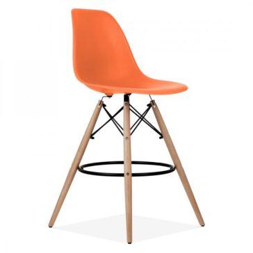 Stolica BRD barska narančasta, slika 02