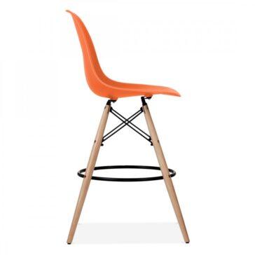 Stolica BRD barska narančasta, slika 03