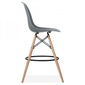 Stolica BRD barska siva, slika 03