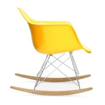 Stolica za ljuljanje SRL žuta, slika 03