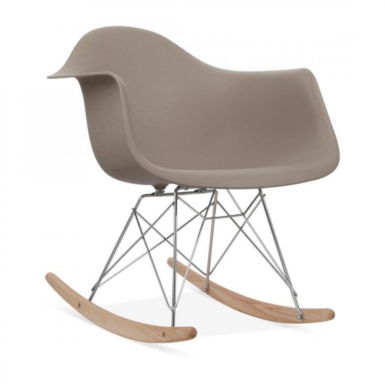 Stolica SRL sivo smeđa, slika 2