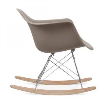 Stolica SRL sivo smeđa, slika 3