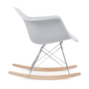 Stolica SRL Svijetlo Siva, slika 3