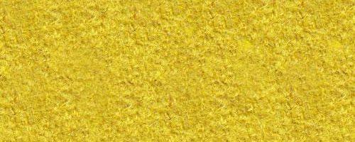 inside studio, Boje dizajnerskog namještaja, Kineski kašmir oker žute boje