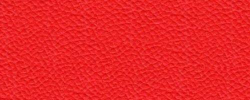 inside studio, Boje dizajnerskog namještaja, Talijanska koža crvene boje