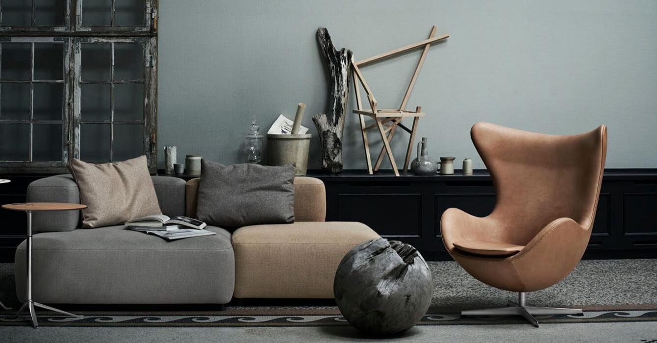 Arne Jacobsen EGG chair Dizajnerske foteje