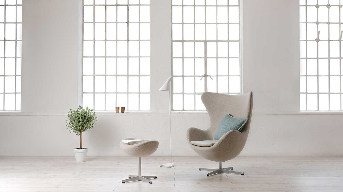 Arne Jacobsen - Egg chair