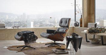 Eames Lounge Chair Dizajnerska fotelja