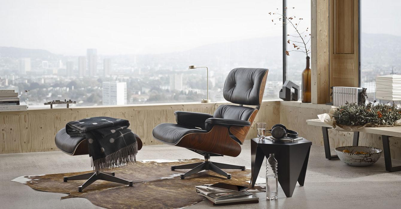 Charles Eames - Lounge Chair