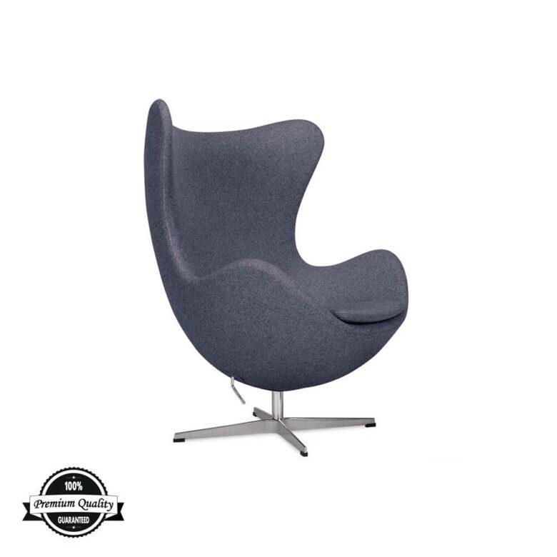 BULB fotelje sive boje