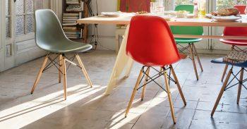 Eames DSW Chair. Blagovoanske stolice