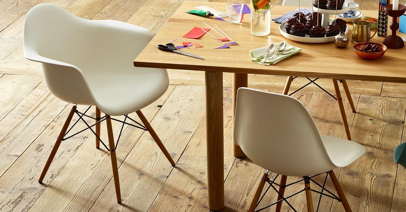 Eames DAW Chair Blagovaonske stolice