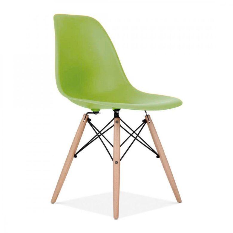 Stolica BRD zelena, slika 02