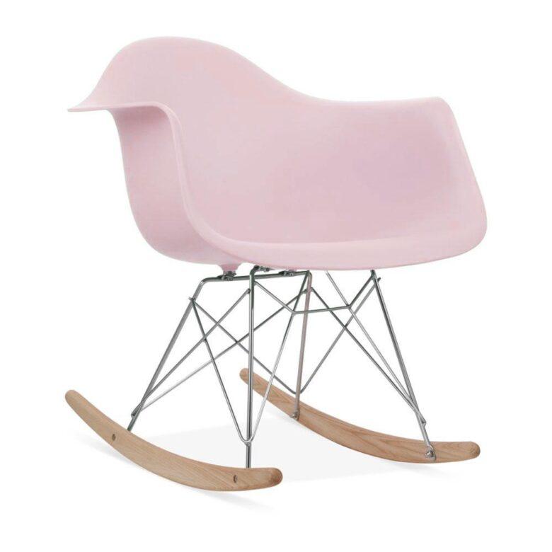 Stolica za ljuljanje SRL roza, slika 02
