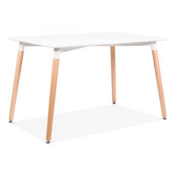CERSEI blagovaonski stol bijele boje